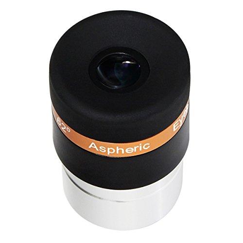 Svbony Oculari 1.25' Oculare Astronomico 62 gradi HD Accessori Telescopici Asferici per Telescopio Astronomico (4mm)