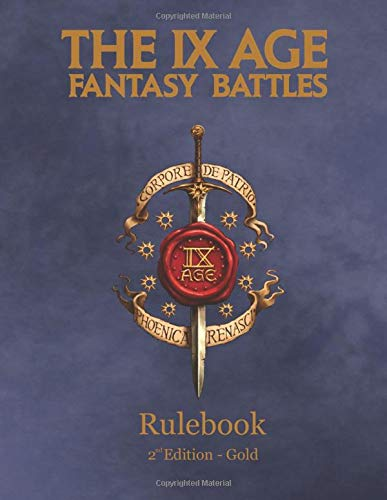 Warhammer, The 9th Age - Fantasy Battles Rulebook: Gold Core Rules