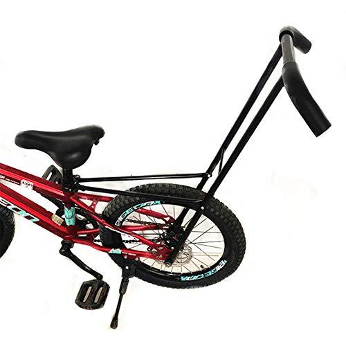 Full 90 fahrradstange Kinder fahrradstange für kinderfahrrad Fahrrad lernhilfe Die Doppelgriff-Armlehne ist stabil und sicher