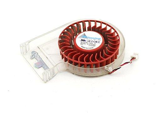 Millenium B127530BU Fan Lüfter ATI Radeon X800 X 1600 3-Pin 0.42A MTHERM-1626-01