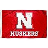 College Flags & Banners Co. Nebraska Cornhuskers Block N Flag