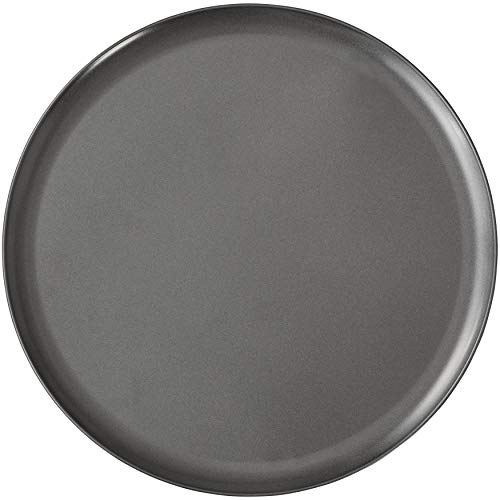 Wilton Perfect Results Premium Non-Stick Bakeware Pizza Pan for Oven, 14-Inch Steel Pan