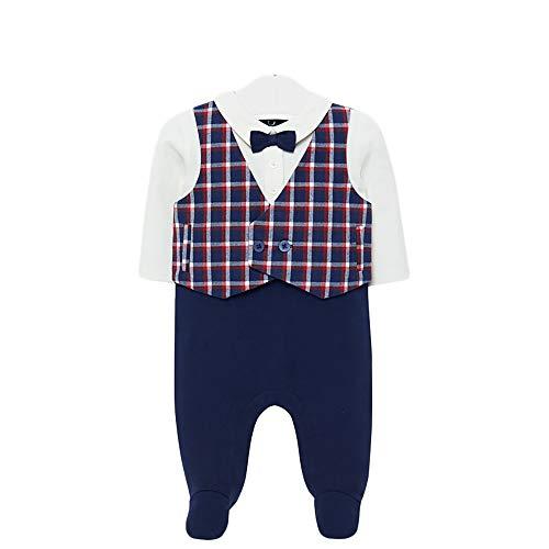 Mayoral Newborn Tutina 2611 Neonato Blu 0-1M//55cm