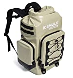 ICEMULE BOSS, The Ultimate Insulated Backpack Cooler Bag - Hands-Free...
