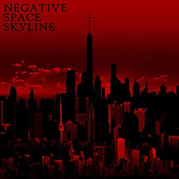 Negative Space Skyline