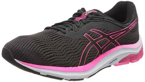Asics Gel-Pulse 11, Running Shoe Womens, Graphite Grey/Black, 37 EU