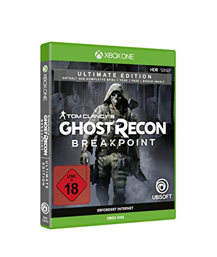 Tom Clancy's Ghost Recon Breakpoint - Ultimate Edition | Uncut - [Xbox One]