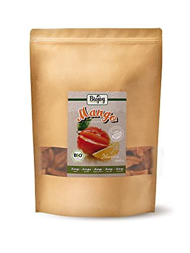 Biojoy BIO-Suszone mango, niesłodzone i niesiarkowane (1 kg)