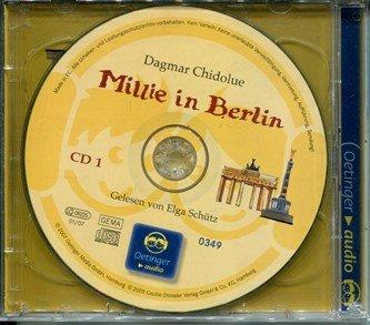 Millie in Berlin: Autorisierte Lesefassung mit extra Reiseteil
