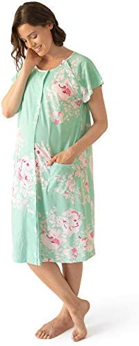 Kindred Bravely Universal Labor and Delivery Gown 3 in 1 Labor Delivery Nursing Gown for Hospital product image