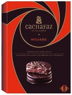 Cachafaz Mousse Alfajores 6 Count