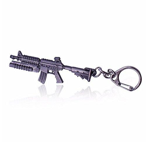 Unbekannt M16 con la Granata Lancio Portachiavi Fucile da Shooter Games