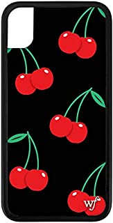 Wildflower Limited Edition iPhone Case for iPhone XR (Cherry Pop)