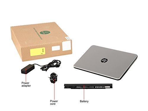 HP 14-an012nr Notebook PC - AMD E2-7110 1.8GHz 4GB 32GB NO OPTICAL Windows 10 Home (Certified Refurbished)