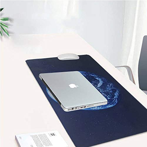 Desk Gaming and Office Mouse pad for Computer, Home and Decor. Keyboard for Table, Laptop Desk, Computer Desk, Gaming pc, Great for Gaming Mouse Extended Mouse pad Durable Anti Slip, Water Resistant Photo #6