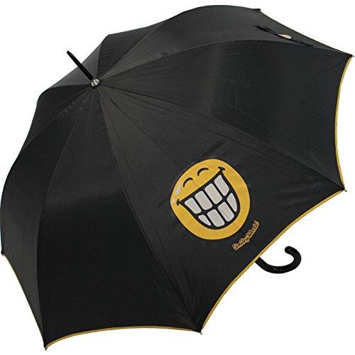 Regenschirm Smiley World - Stockschirm Automatik - XXL Smile