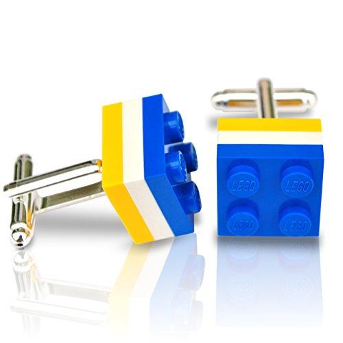 LEGO® placa Gemelos azul