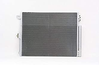 A/C Condenser - Cooling Direct : For/Fit 3893 Jeep Grand Cherokee Dodge Durango w/Transmission Oil Cooler w/Receiver & Dryer