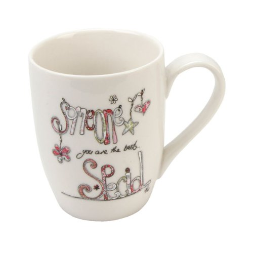Tracey Russell Someone Special Mug dans sa boîte