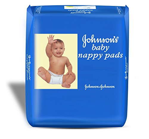 Johnson's Baby Nappy Pads (20 pads)