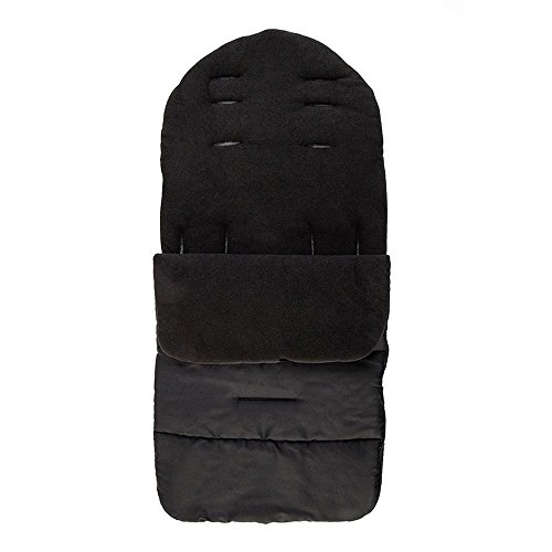 BakeLIN Fußsack Kinderwagen Winter Warm Winddicht Buggy Babyschale Universal Winterfußsack...