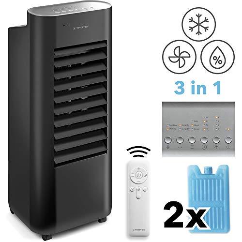 TROTEC Climatizador PAE 22, 4 Velocidades de ventilación, 3