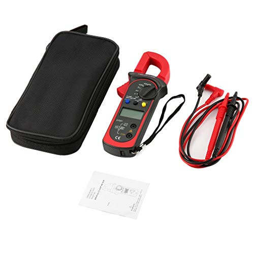 Manalada® ST201 2000 Counts Digitale Clamp Meter AC/DC-Spannung Widerstand Diode Continuity