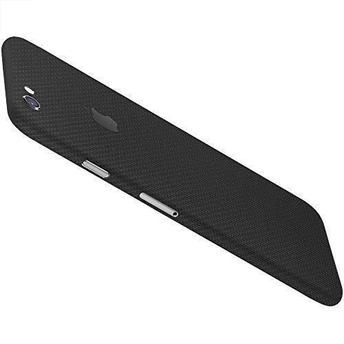 7 Layer Skinz Custom Skin Wrap Compatible with iPhone 6 (Matrix Black)