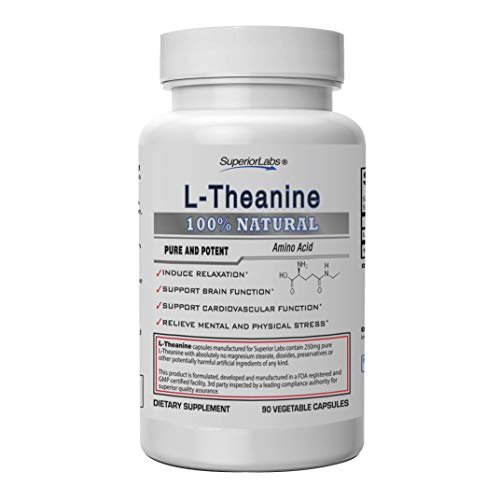 Superior Labs L-Theanine