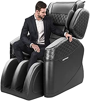 Kaspuro N500 Pro Zero Gravity Full Body Massage Chair Recliner