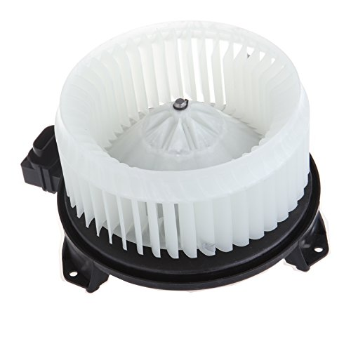 ECCPP HVAC Plastic Heater Blower Motor for Acura w/Fan Cage Replacement fit for 2007-2013 for Acura MDX/ 2007-2012 for Acura RDX/ 2009-2013 for Acura TL/TSX
