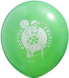 amscan Boston Celtics Latex Balloons - 6 Pkg