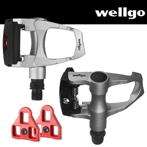 Wellgo Bike Look Delta Pedal Set