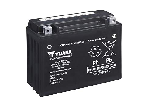 Patona Premium AGM 12V 22Ah Lead Battery VRLA Maintenance-Free 1800 Cycles