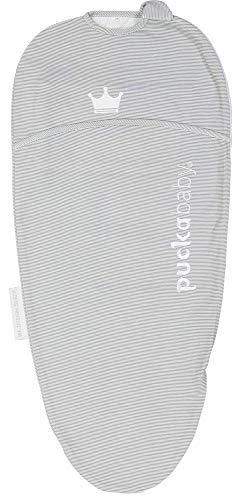 ORIGINAL PIEP (0-3M) - Grey Stripe