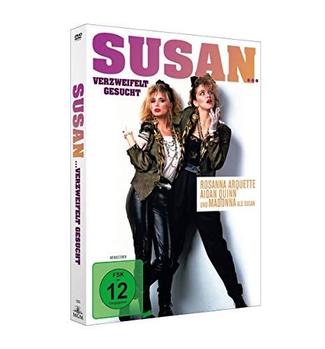 Susan verzweifelt gesucht - Mediabook (+ DVD) [Blu-ray]