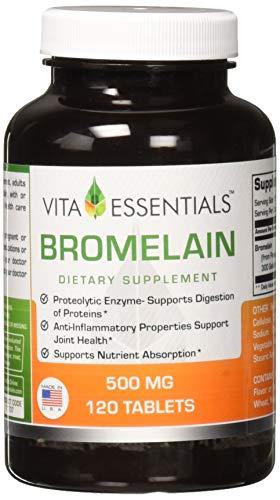 Bromelain Nutritional Supplements