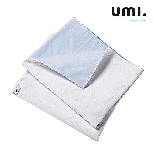 UMI. Essentials Pads Riutilizzabile Lavabile Assorbente incontinenza Fogli –2X 70 x 90 cm