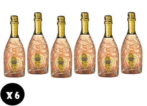 MOSCATO ROSE' FASHION VICTIM 75 CL 6 BOTELLAS