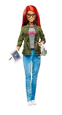 Barbie Careers Game Developer Doll