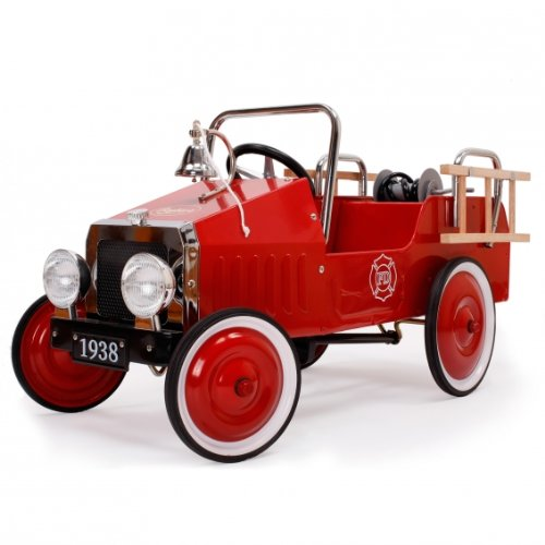 Baghera 1938FE - Macchina a Pedali Camion dei Pompieri
