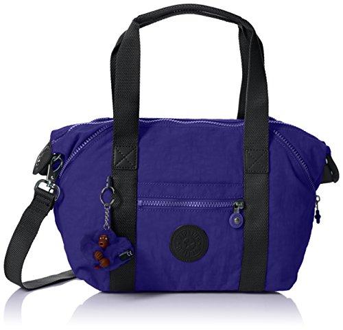 Kipling Art Mini, Poches avec poignée de Transport Femme, Violet (Summer Purple), Taille Unique