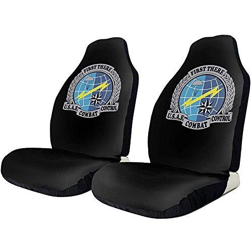 Enoqunt USAF Combat Control Insignia Universal Car Seat Cover