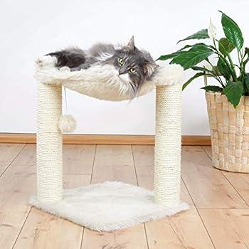 Trixie Arbre à chat Baza Crème, 50 cm