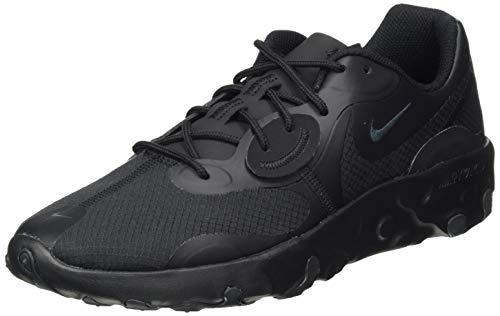 Nike Renew Lucent II, Sneaker Homme, Black/Black-Off Noir, 44.5 EU