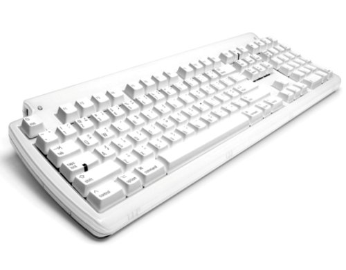 FK302 Matias Tactile Pro Mac Keyboard White