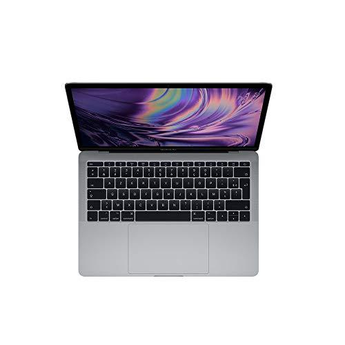 Apple MacBook Pro 13 Inc. 2017 - 2.3GHz i5 - 8GB RAM - 256GB SSD - (MPXT2LL/A - 2017) - QWERTY - Grigio Siderale (Ricondizionato)