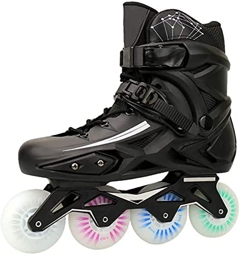 LUFISH Roller Skates Inline with Wheels Up Light We OFFer at cheap prices Outdoor 5 ☆ very popular