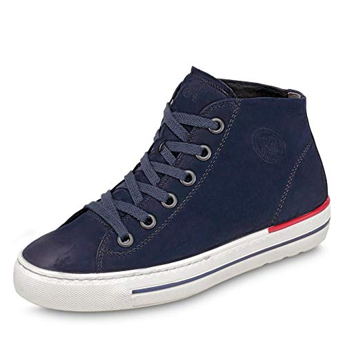 Paul Green 4735 Stiefel Stiefel 4735-046, Blau, Gr. 40 EU (6.5 UK)