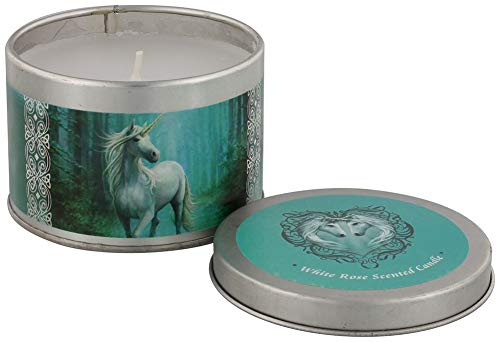 something different Bosque Unicornio Vela por Anne Stokes